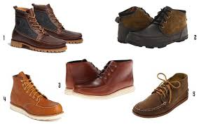 shoe trends for guys 2016 moccasin boots for