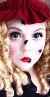 makeup your jangsara tutorial broken doll