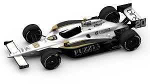 Indy 500 Car Design Peters Motorsports Designs Dragon Racing 2011 Indy Race