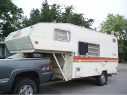 Small Picture Recreational Vehicles Fifth Wheel Trailers 1982 Prowler 5th Wheel