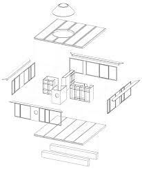 Mobiles Haus Bauhandwerk