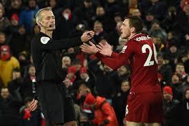 Aston villa norwich city vs. Liverpool Fc Vs Leicester City Referee Jurgen Klopp Criticises Martin Atkinson London Evening Standard Evening Standard