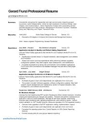 It Security Specialist Resume Cyber Security Resume Entry Level