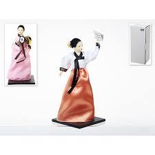 <b>фигурка декоративная</b> '<b>кореянка</b> в национальном костюме' 13*13 ...