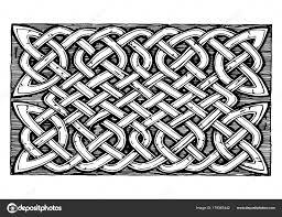 Celtic Pattern Fascinating Traditional Celtic Pattern Stock Vector © Suricoma 48