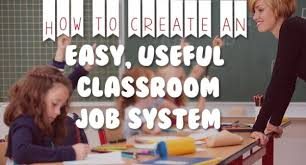 Classroom Helpers Pocket Chart Ideas For Classroom Jobs Classroom Helper Systems