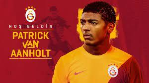 ✍️ Galatasaray'a hoş geldin Patrick van Aanholt! 🤜🤛 | OneFootba