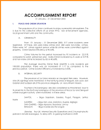 employee accomplishment report sample employee accomplishment report sample basic vision 10 work agenda