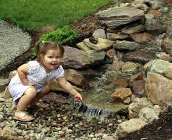 Small Picture Small Garden Pond Design Kid safe and parent approved A