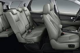2015 land rover discovery. ribbed leather seats assume roveru0027s 2015 land rover discovery