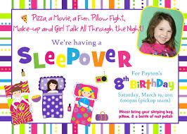 sleepover birthday invitations net sleepover birthday invitations unique birthday invitations