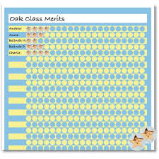 Gold Star Sticker Chart A3 Classroom Chart With 720 10mm Gold Star Stickers