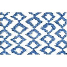 navy rug ikat area rugs 6x9 flat weave a liked on featuring home dark blue textured ikat area rugs