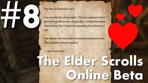 the elder scrolls secret love letter 8