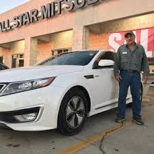 Congratulations Mr.Benito Salinas! - All Star Mitsubishi Blog
