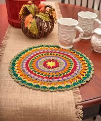 Free Crochet Mandala Pattern Classy Mandala Doily Free Crochet Pattern ⋆ Crochet Kingdom
