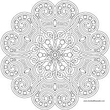 coloring advanced mandala coloring pages new best images on of printable