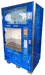 Purified Water Vending Machines