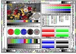color laser printer test page. Delighful Laser Printer Test Page Color Laser 19807 Com Antique Hp  Hogwarts Crest 11 In E