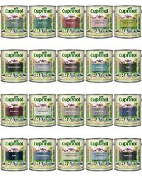 Cuprinol Garden Shades Paint For Garden Furniture Sheds And Fences