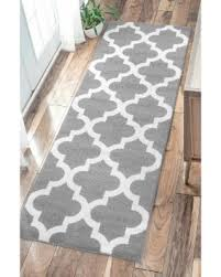 2x8 runner rug. Brown 3 X 10 Trellis Runner Rug Area Rugs ESaleRugs 2x8