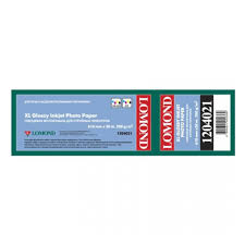 <b>Бумага LOMOND XL Glossy</b> Paper, ролик 610мм х50 мм, 200 г/м2 ...