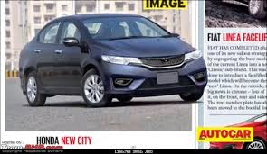 new car launches march 2014 india2015 Honda City allset to launch in India by MarchApril2014