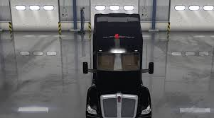 kenworth t680 stevens transport skin mod american truck simulator mods