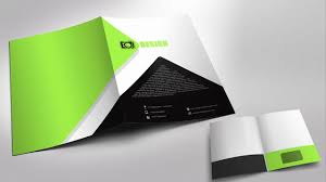 Folder Design Simple Business Folder Designs With Photoshop Youtube