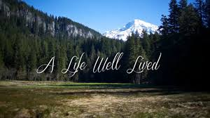 Image result for well lived life