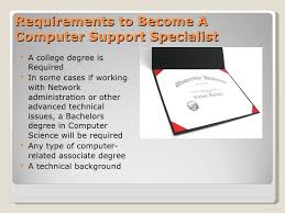 computer tech degree computer technician