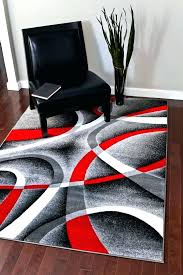 modern red area rugs wonderful gray and red area rug red black and white area rugs modern red area rugs