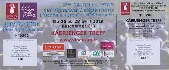actualités domaine fontanel 22ème salon des vins vignerons indépendants