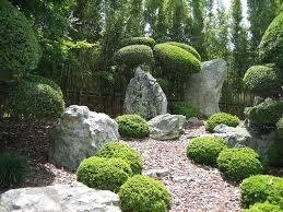 Japanese Rock Garden Rock Garden Area In The Japanese Garden Located In The Nor Flickr