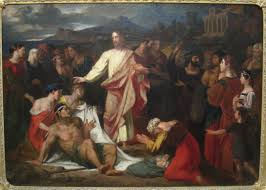 Image result for Jesus healing the sick