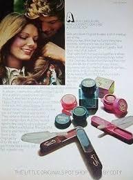 "Coty ""The Original Little Pot Shop"" Makeup Ad, ca. 1970's | Vintage  cosmetics, Vintage advertising art, Makeup ads"