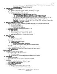 Brinkley Chapter Notes College Paper Sample January 2019 1400 Words