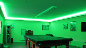 games room lighting. Pool Room Lighting In Green Modern-family-and-games-room Games E
