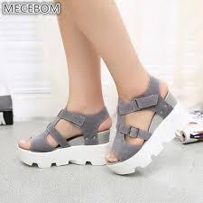 <b>2019 Summer</b> Sandals <b>Shoes Women</b> High Heel Casual <b>Shoes</b> ...