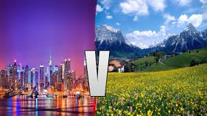 city vs country city life vs country life local seo challenges city versus country acircmiddot citycountry 6 acircmiddot country