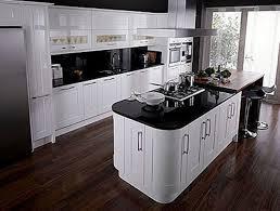 modern white and black kitchens. Exellent Black Creative Of Modern Kitchen Black And White With Design  Throughout Kitchens