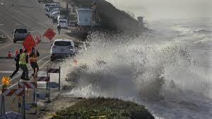 Coastal Flooding Likely With Weekends High Tides Cities