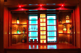 led lights for home bar with project ideas photos and instructions 1 lake 20house 20bar 20sm on 1024x683 light 1024x683px