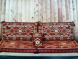 arabic oriental eastern floar seating
