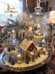 Apothecary Jars Christmas Decorations 100 Best Images About Déco Noël On Pinterest 31