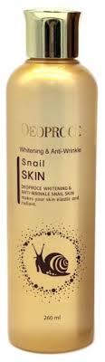 Deoproce Whitening And Anti-Wrinkle Snail Skin <b>Флюид для лица с</b> ...