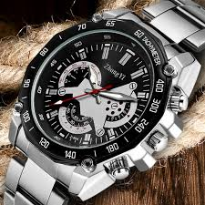 online get cheap cool wrist watches for men aliexpress com black white dial relogio masculino quartz watch re
