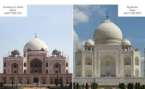 taj mahal architecture origins in hu un s tomb video  comparison hu un s tomb and the taj mahal