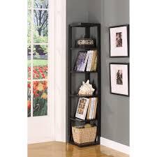 Door Corner Decorations Corner Bookshelf Home Decorating Ideas