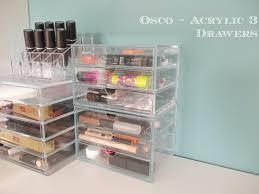 muji acrylic drawers home it clear makeup organizer cosmetic storage for uk 853x1024l wonderful singapore case 5 wide toyjewelryrecall